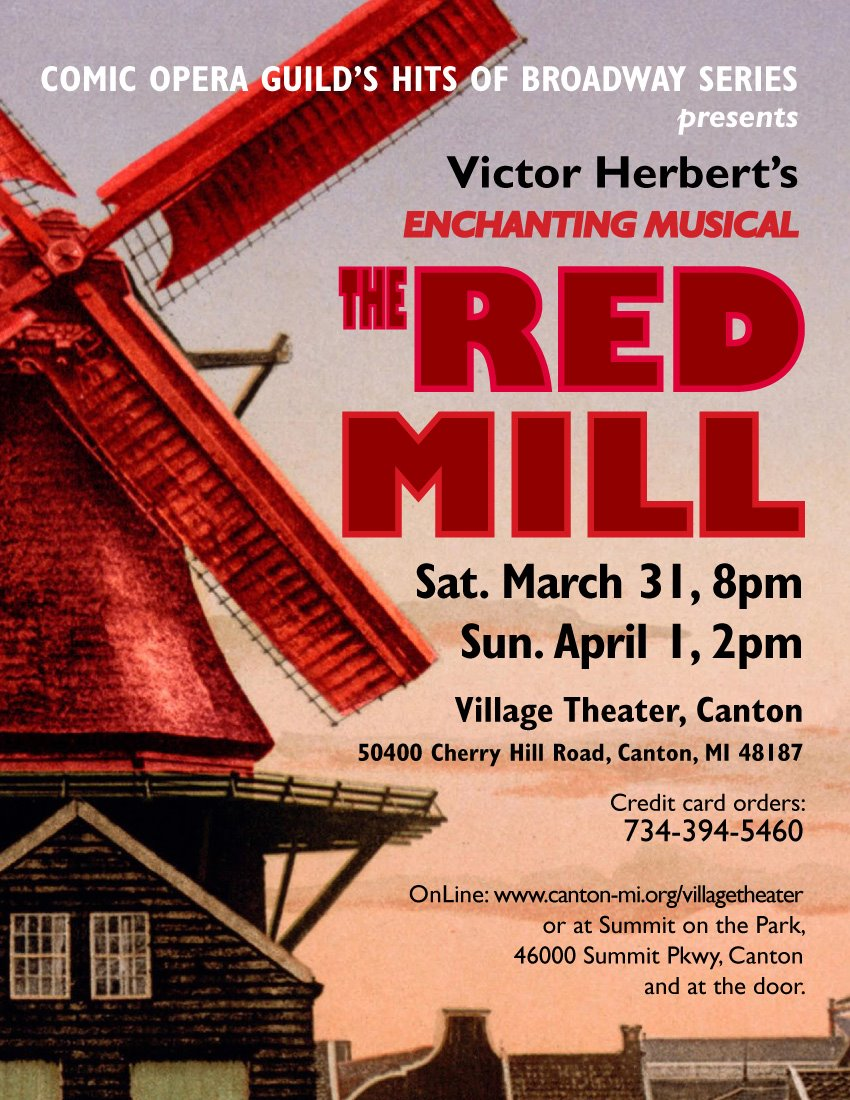 The Red Mill!