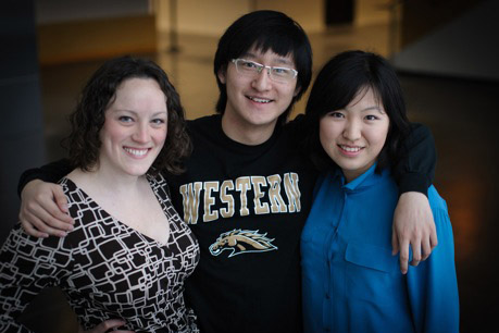 WMU School of Music Concerto Competition 2013 Winners